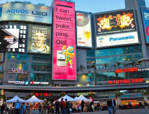[ SHUTTLE ] Giải pháp digital signage là gì? Đem lại lợi ích gì cho doanh nghiệp?