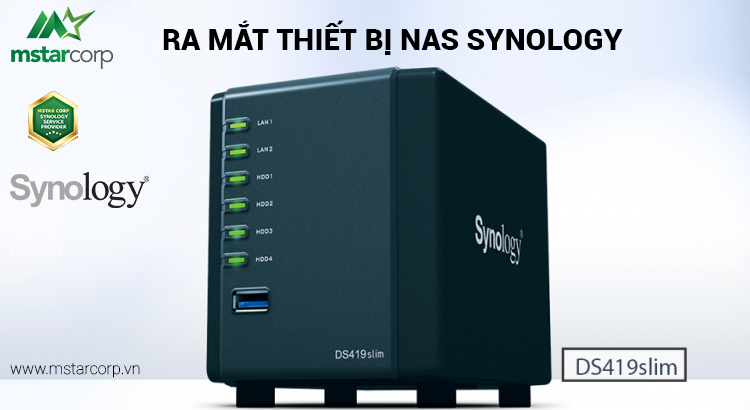 synology-DS419slim