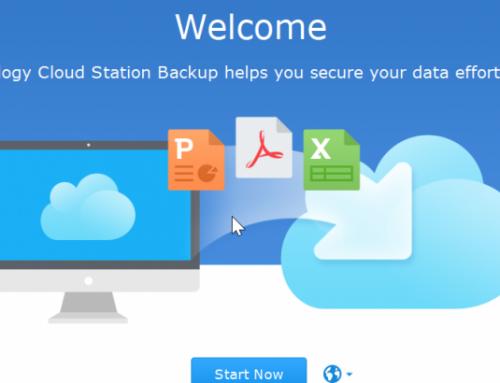 Ứng dụng Cloud Station Backup- Giải pháp backup pc thông minh và tiện ích