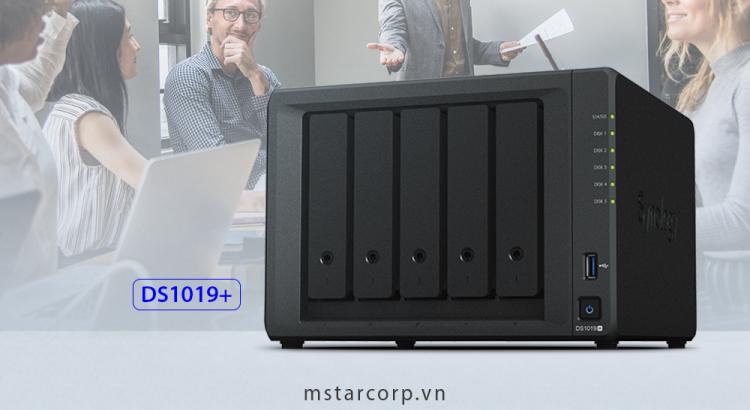 DS1019+- file-server1