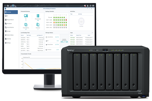 Giải pháp file server cho doanh nghiệp