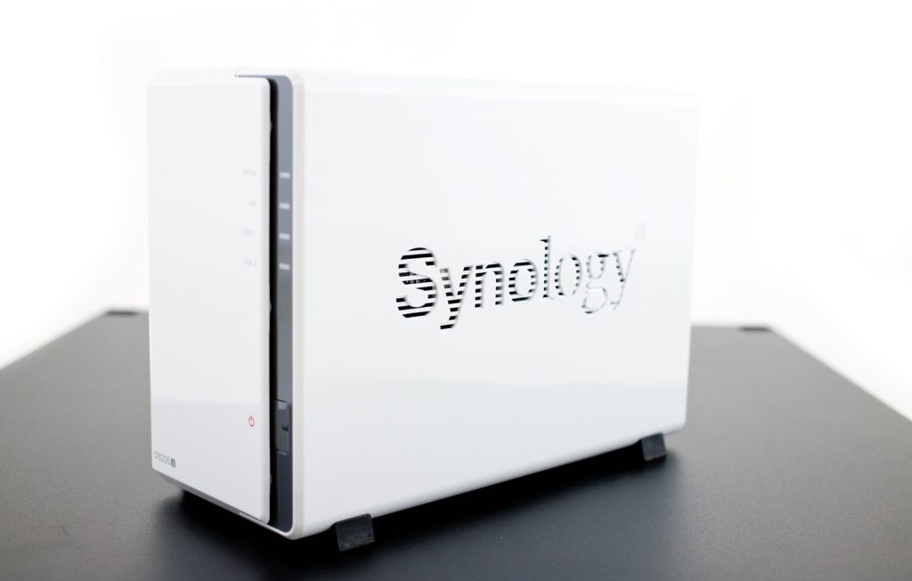 nas-synology-ds220j