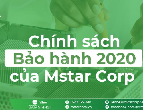 Chính sách bảo hành của Mstar Corp