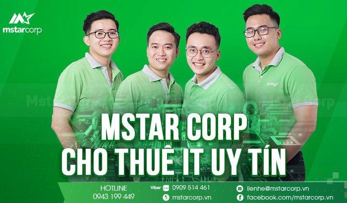 Mstar Corp - Cho thuê IT uy tín