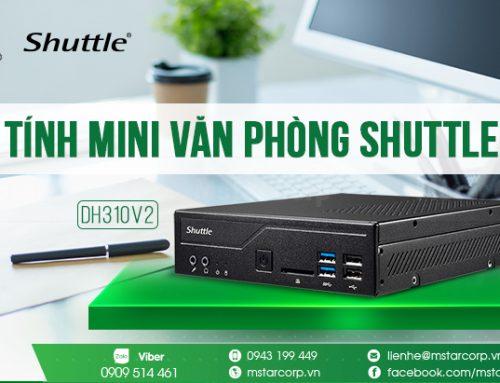 Máy tính mini văn phòng Shuttle
