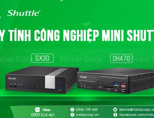 Máy tính công nghiệp mini Shuttle