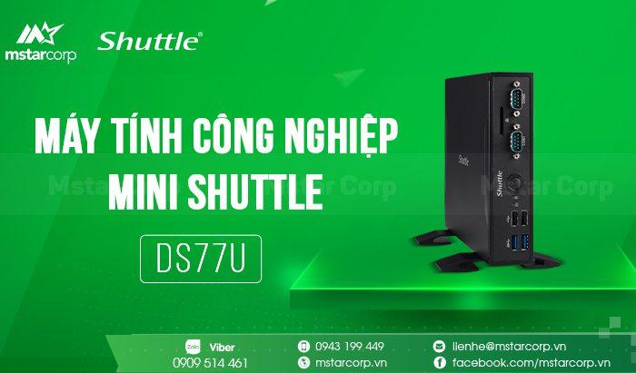 Máy tính công nghiệp Shuttle