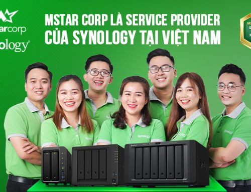 Nơi bán NAS Synology chính hãng