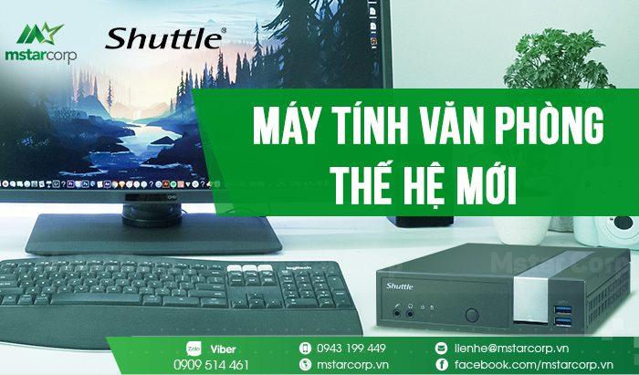 Máy tính văn phòng thế hệ mới