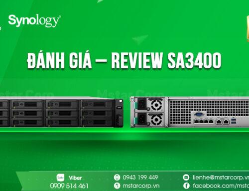 Đánh giá – Review SA3400