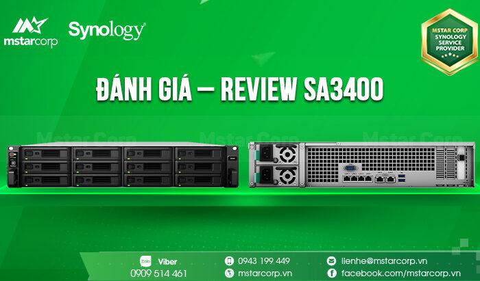 Đánh giá - Review SA3400