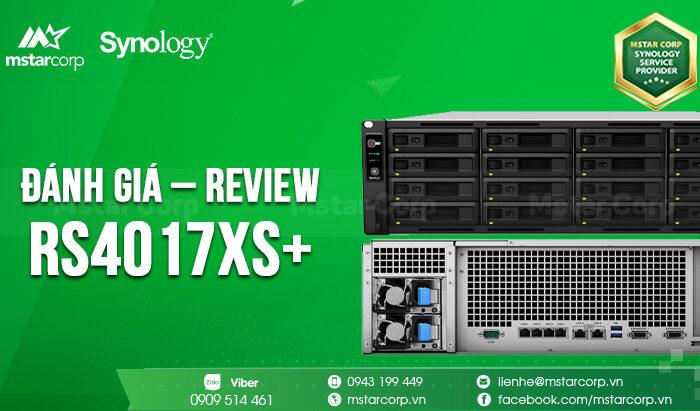 Đánh giá - Review RS4017xs+