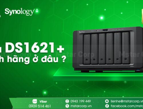 Mua DS1621+ chính hãng ở đâu ?