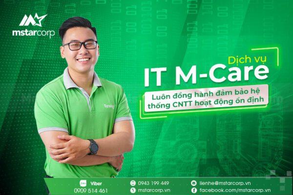 Dịch vụ IT thuê ngoài M-Care