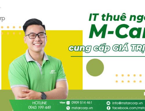 Dịch vụ IT thuê ngoài trọn gói tại Mstar Corp