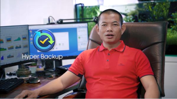 Pham THanh Long su dung Hyper Backup