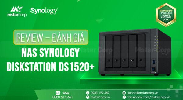 DS1520+