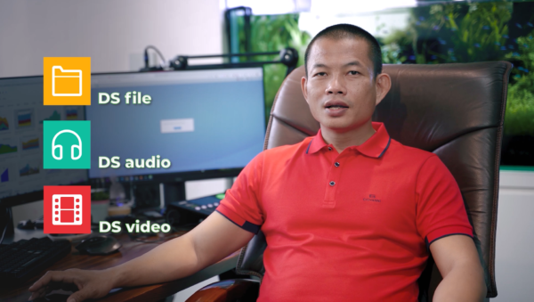 ung dung cua synology