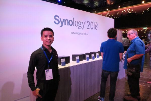 10.2017 synology Sydney