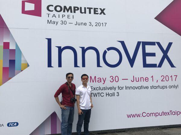 6.2017 sự kiện computex Taiwan